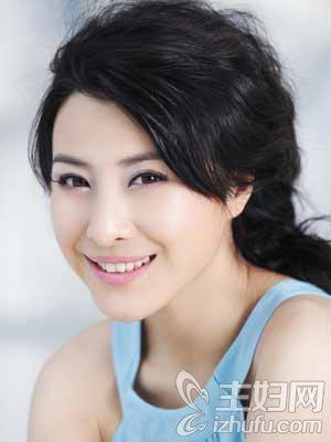 《老公的春天》开播 两大女主王雅捷张歆艺发型争艳